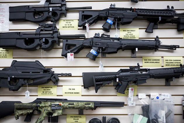 Semi-Auto Guns On Sale at Gun Shop