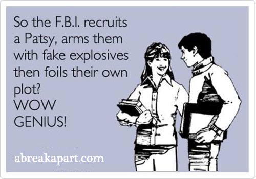 FBI's Scam of Catching Terrorist